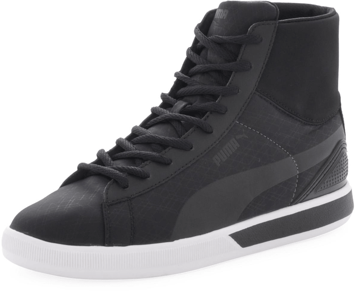 Puma - Future Suede Mid Lite RT Black