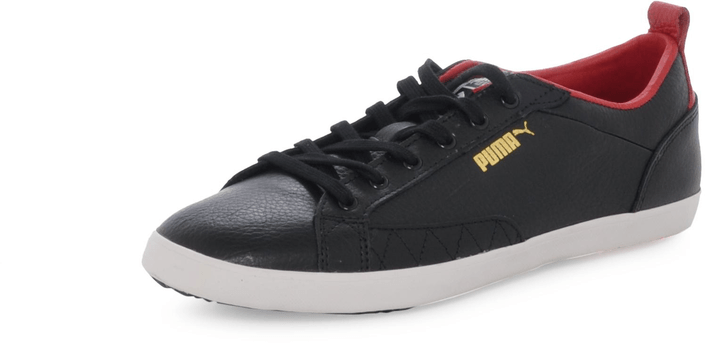 Puma - Slim Court Blk/Red