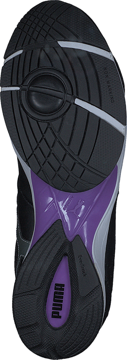 Puma - Wylie Eternity Mid Wn's Blk/Turbulence/Purple