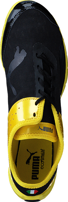 Puma - Future Cat SuperLT SF Black/Silver/Yellow
