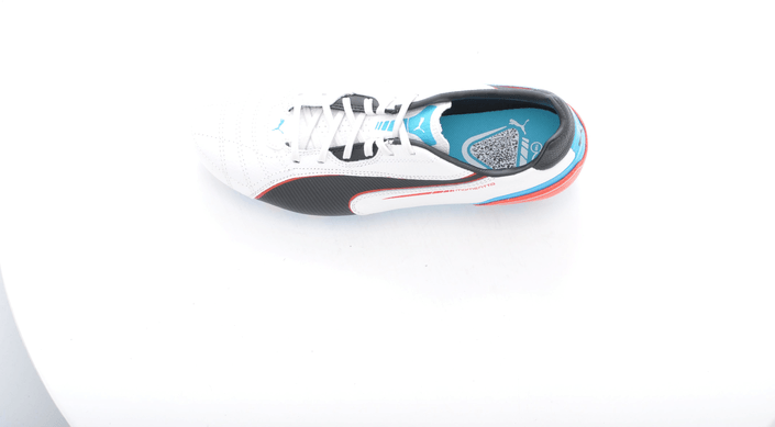 Puma - Momentta FG Metallic White/Black