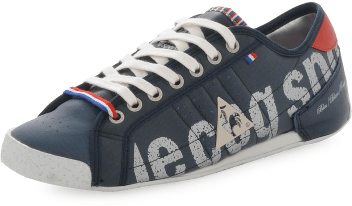Le Coq Sportif - Escrime BBR Low Dress Blue