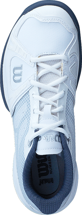 Wilson - M Rush HC White/White/Grey