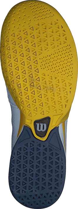 Wilson - M Rush Pro HC White/Grey/Gold