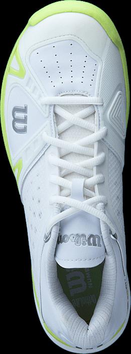 Wilson - W Rush Pro HC White/White/Green