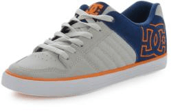 DC Shoes - Chase Grey/Blue