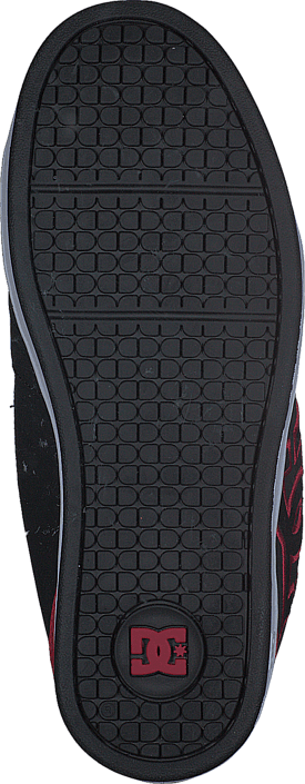 DC Shoes Net Black/Red