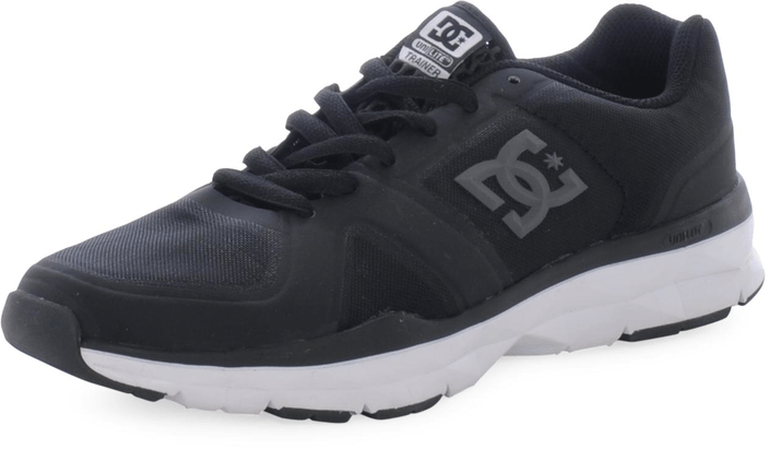 DC Shoes - Unilite Trainer Black/Grey