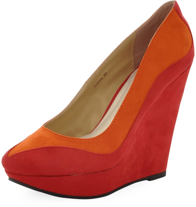 Sugarfree Shoes Joanna Red