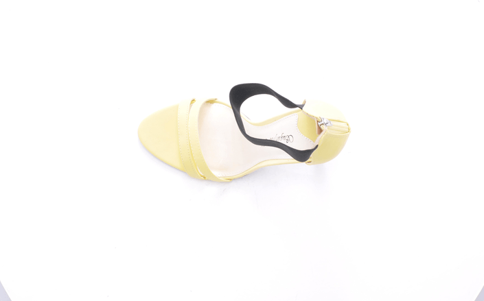 Sugarfree Shoes - Katinka Yellow