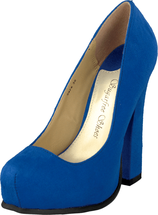 Sugarfree Shoes - Sara Blue