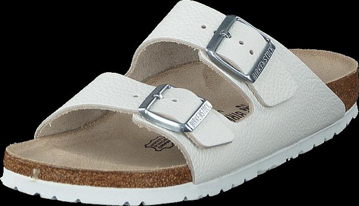 Birkenstock - Arizona Slim Leather White