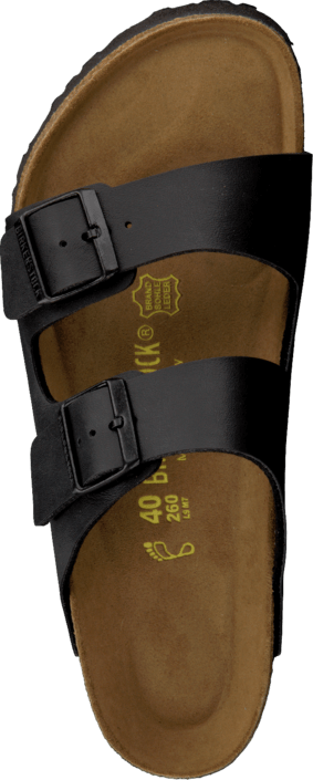 Birkenstock Arizona Soft Black