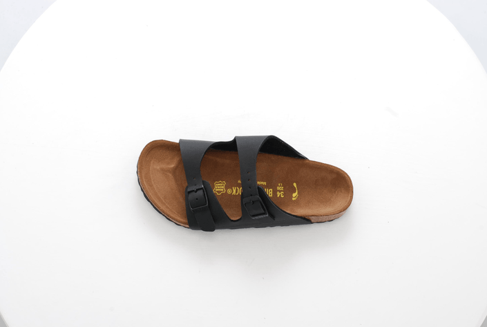Birkenstock - Nevada Slim Black