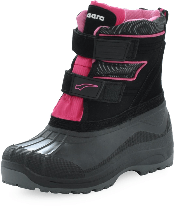 Bagheera - Tundra Black/Pink