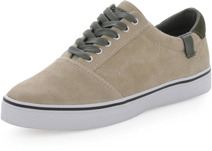 Bobbie Burns - Vajert Low Suede Humus
