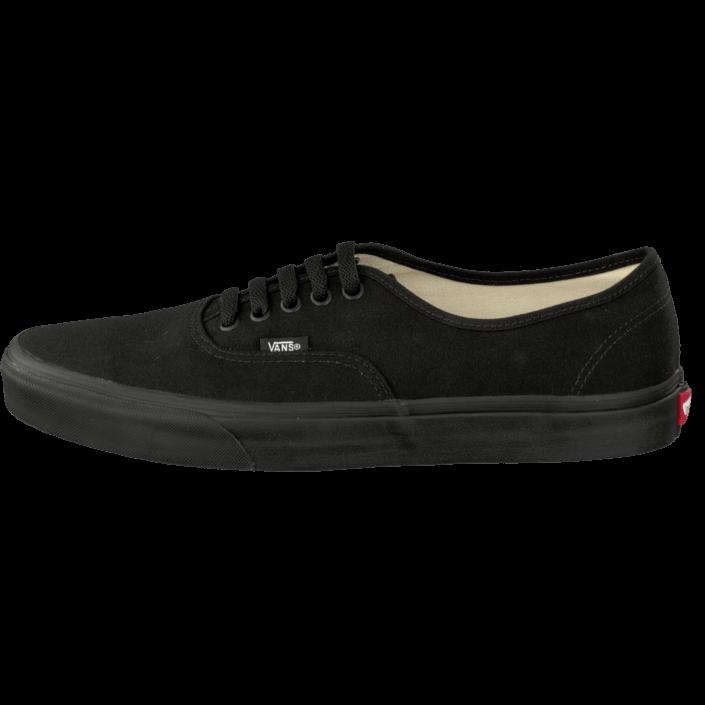 new product 3c9b9 6660c Kjøp Vans U Authentic BlackBlack Svart Sko Online  FOOTWAY.n
