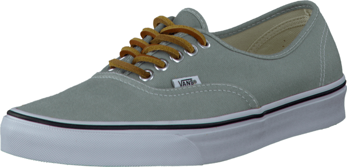 Vans - U Authentic (Brushed Twill) Granite Green