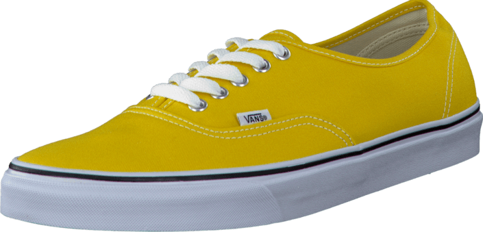 Vans - U Authentic Cyber Yellow/True White