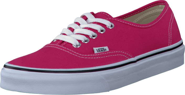 Vans - U Authentic Rouge Red/True White