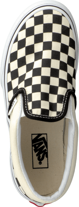 Vans - K Classic Slip-on Black/White Checker