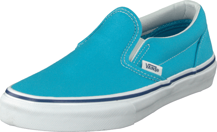 Vans - K Classic Slip-On Cyan Blue/True