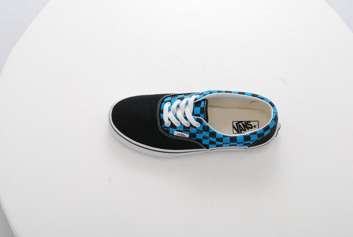Vans - K ERA Checkerboard Black/Blue
