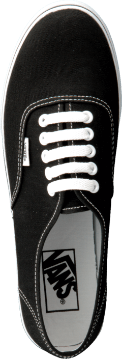 Vans - U Authentic Lo Pro Black/True White