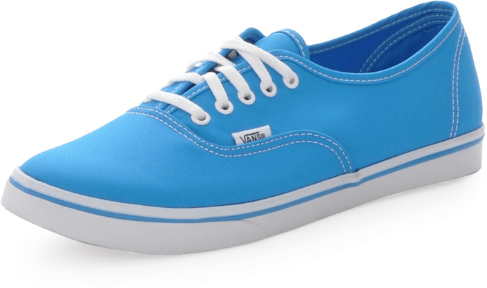 Vans - U Authentic Lo Pro Neon Diva Blue