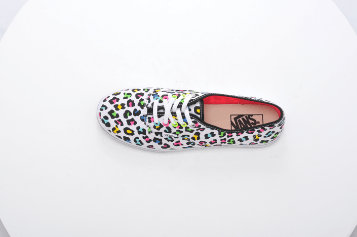 Vans - U Authentic Lo Pro Neon Leopard