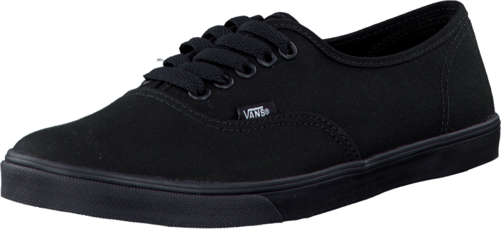 Vans - U Authentic Lo Pro Black/Black