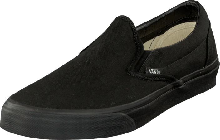 Vans - U Classic Slip-on Black/Black