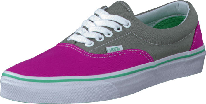 Vans - U Era (Golden Coast) Fuchsia/Gray