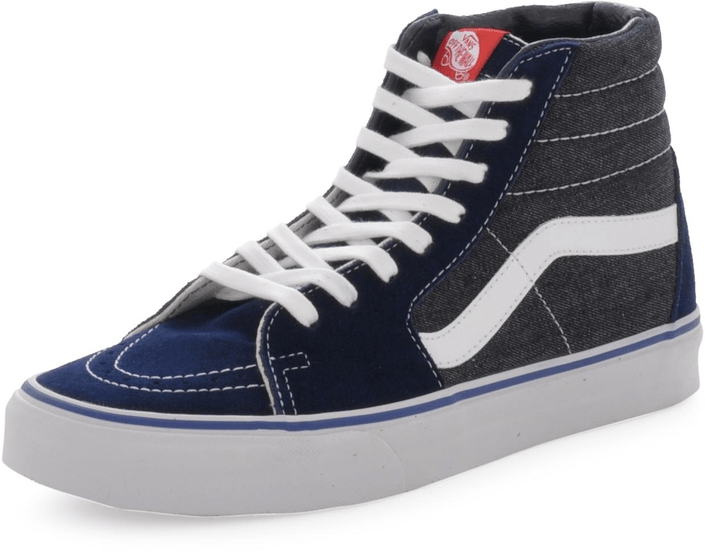 Vans - U SK8-HI Suede/Denim