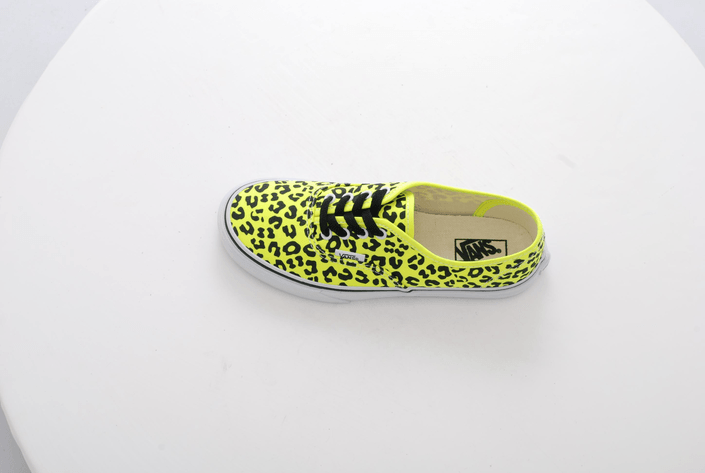 Vans - K Authentic Neon Leopard
