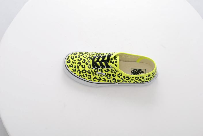 Vans - K Authentic Neon Leopard