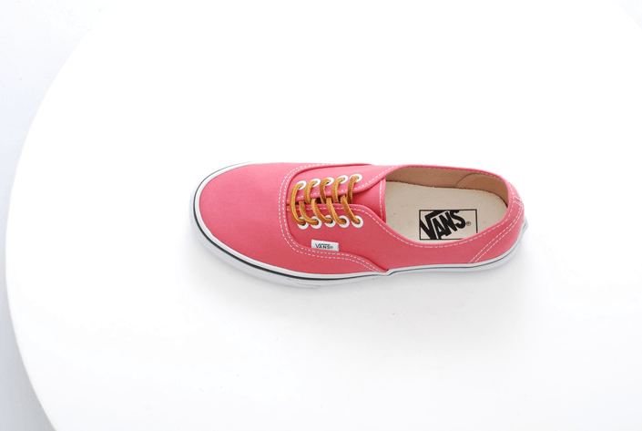 Vans - U Authentic Brushed Twill Salmon