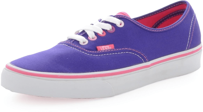 Vans - U Authentic Multi Pop Heliotrope Pink