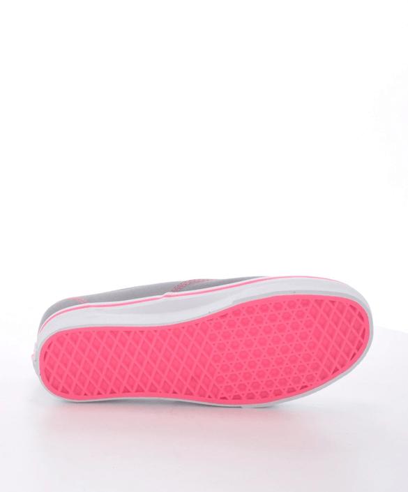 Vans - U Authentic Neon Pop Frost Grey Pink