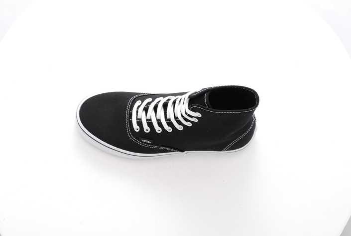 Vans - U Authentic HI Black/True White