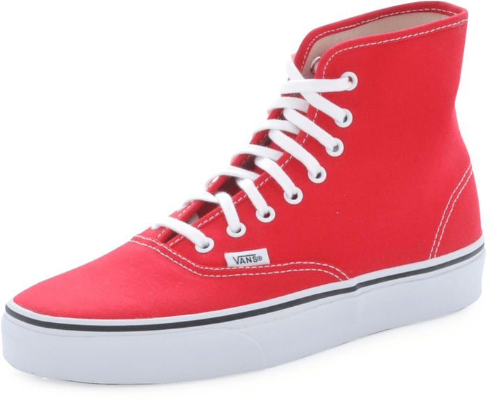 Vans - U Authentic HI True Red