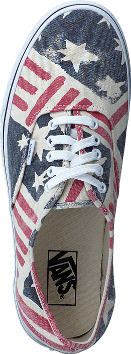 Vans - U Authentic Van Doren Retro Flag