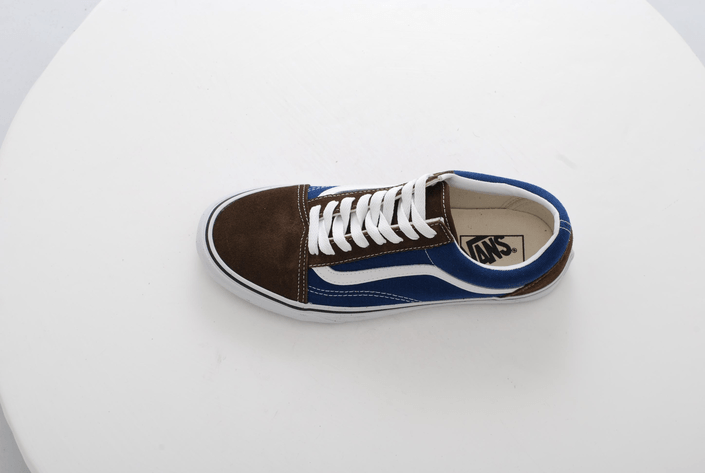 Vans - U Old School Vintage Brown