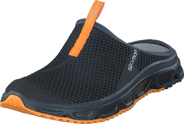Salomon RX SLIDE 3.0 Black/Black/Bright Marigold