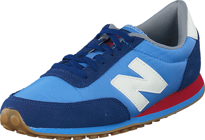 New Balance - U410SBLU Blue/Red/White