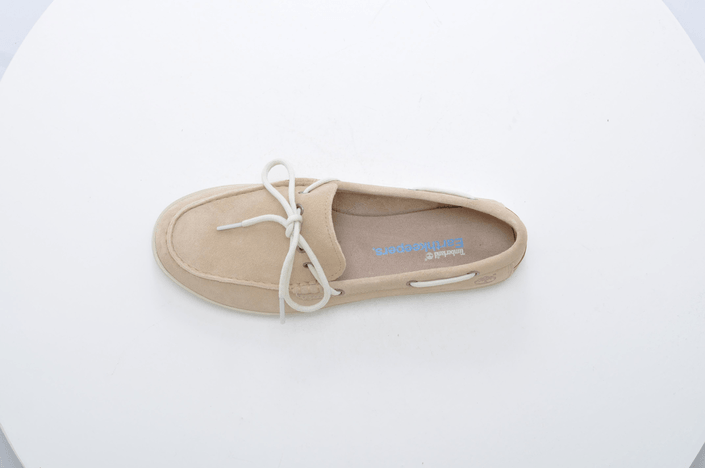 Timberland - EK Casco Bay Boat Shoe Tan Suede