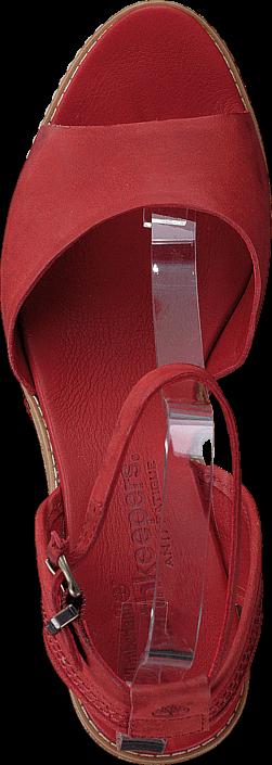 Timberland - EK Maeslin Ankle Strap Sandal Dark Red