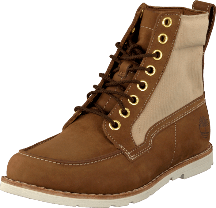 Timberland EK 2.0 Rugged L/F Boot Red Brown Nubuck