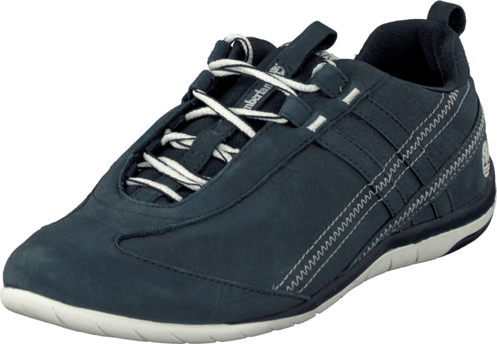 Timberland - EK Campton Rubber Cupsole Leather Ox Navy