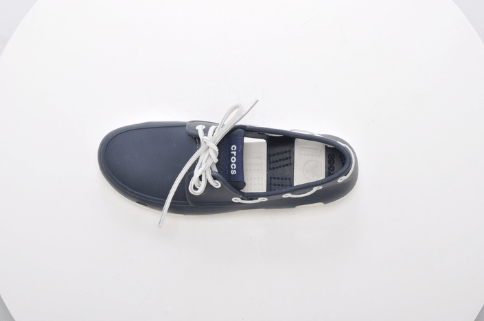 Crocs - Boat Shoe Men Navy/White